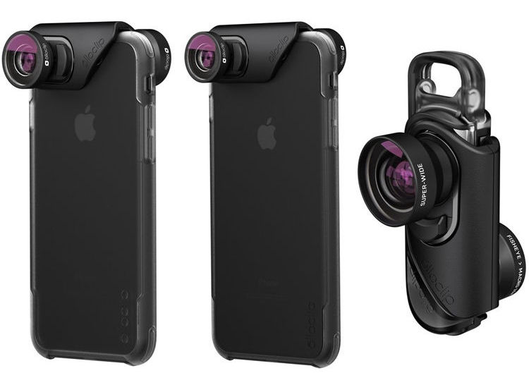 Линзы Olloclip Core Lens Set для iPhone 7 Plus 8 Plus