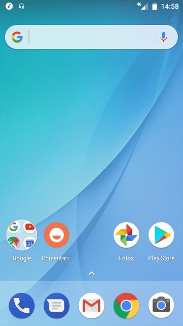 Android One прошивка для Xiaomi Redmi Note 4 Note 4X