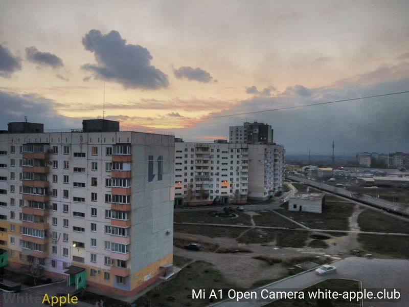 OpenCamera HDR