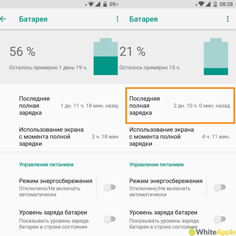 Android 8 Oreo battery life Xiaomi Mi A1