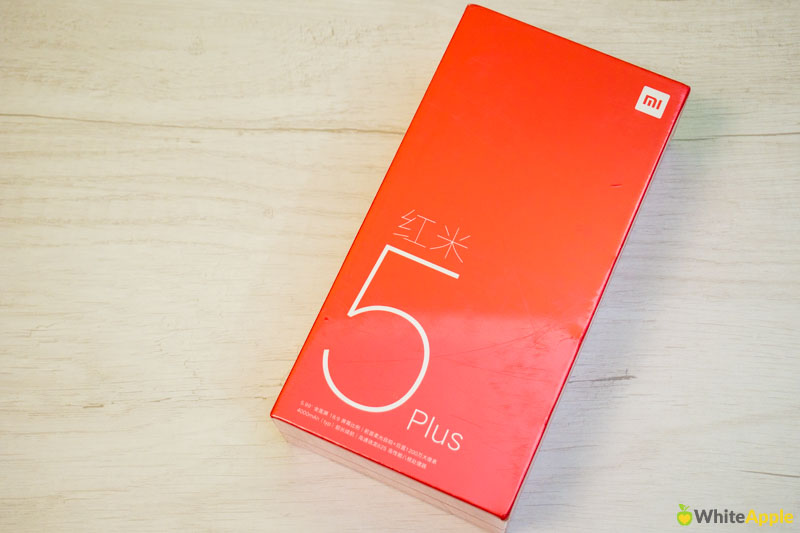 Коробка с Xiaomi Redmi 5 Plus 4GB 64GB