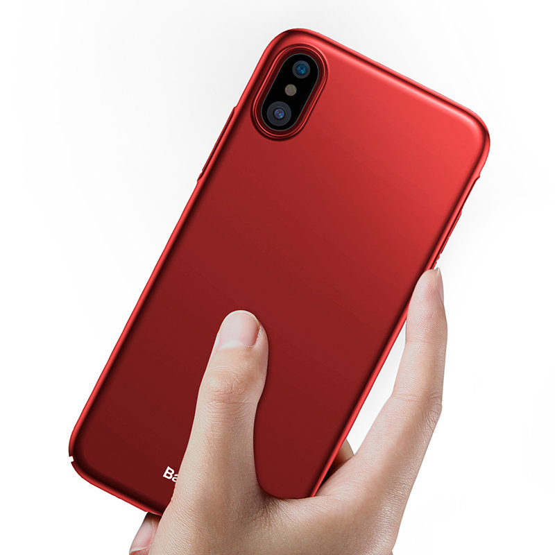 Baseus Ultra Thin Case iPhone X