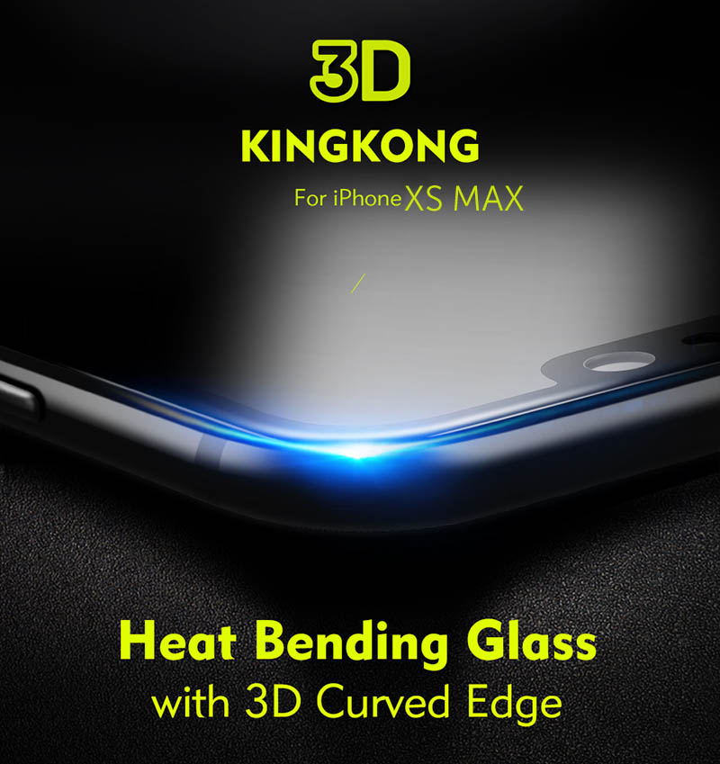 Стекло Benks King Kong 3D для iPhone XS Max